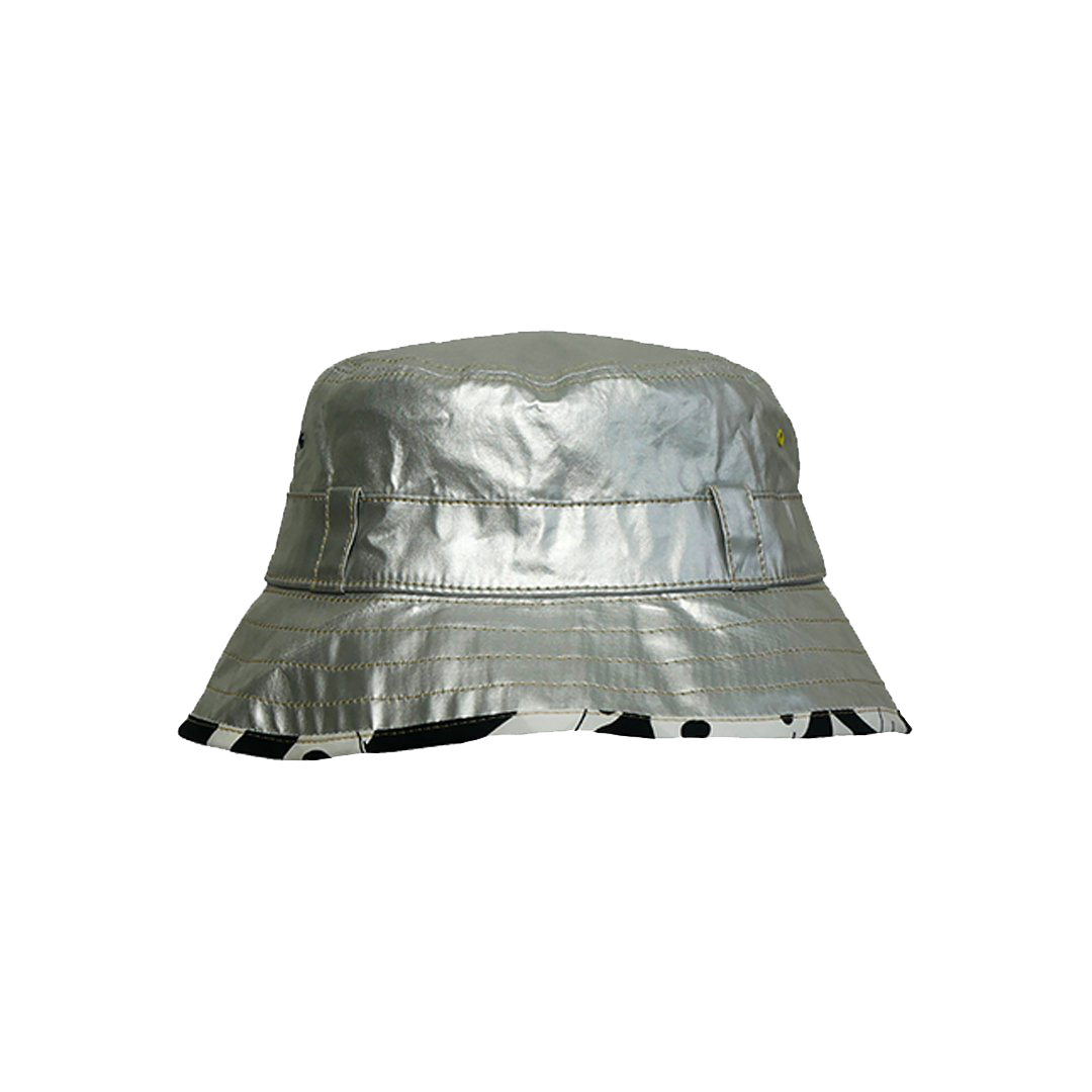 Adventurer Silver Bucket Hat - Moo Like a Monkey