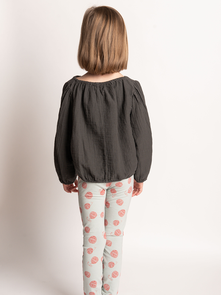 Ball of Wool Leggings - Moo Like a Monkey