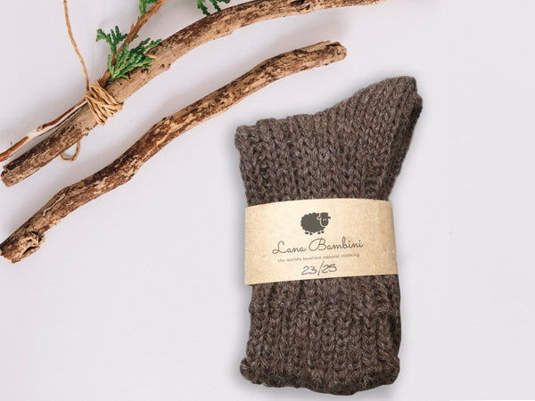 100% Woollen Socks (Kids)