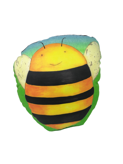 Doll/ Cushion - Bombus