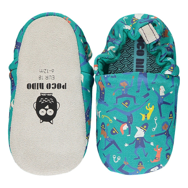 Baby and toddler shoes: Police Yoga Mini Shoes