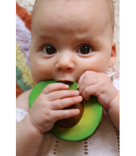 Avacado Teether - Moo Like a Monkey