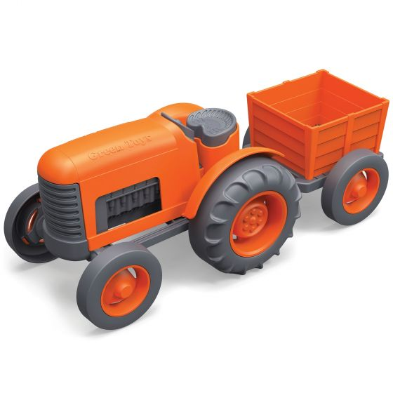 100% Recycled Plastic Tractor