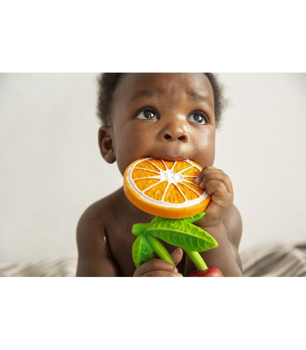 Orange Teether