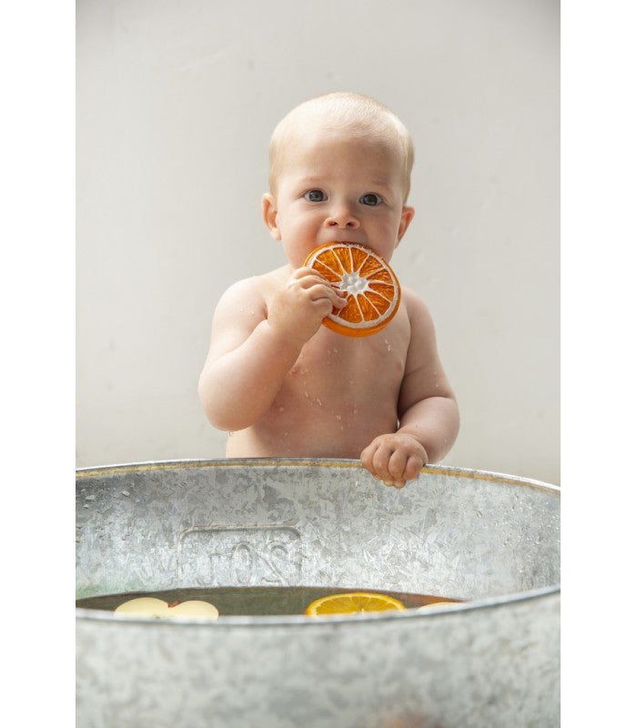 Orange Teether - Moo Like a Monkey