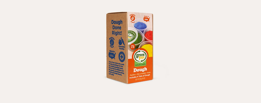 Eco Dough (4 Pack) - Moo Like a Monkey