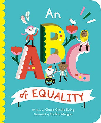 An ABC of Equality - Moo Like a Monkey