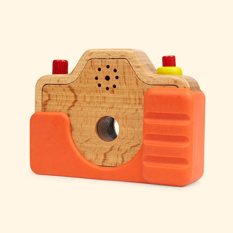 Wooden Sound Camera - Moo Like a Monkey