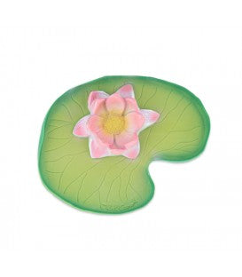 Water Lily Pad Teether
