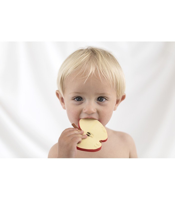 Apple Teether - Moo Like a Monkey