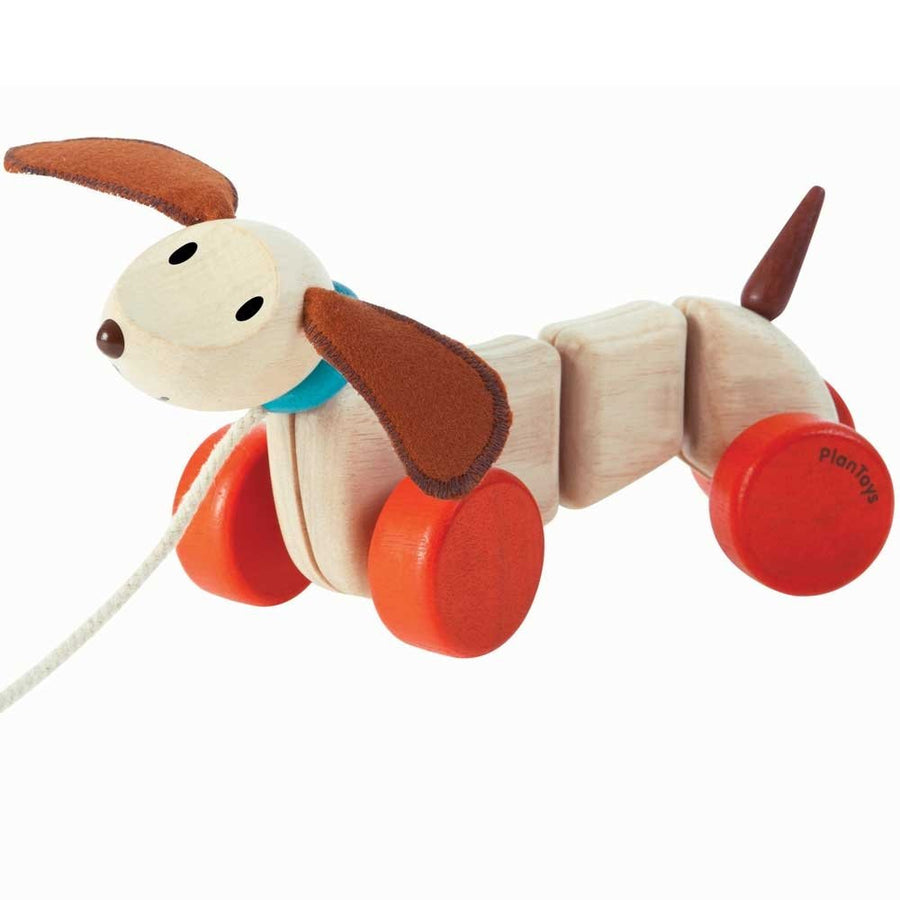 Plan Toys Happy Puppy - Moo Like a Monkey