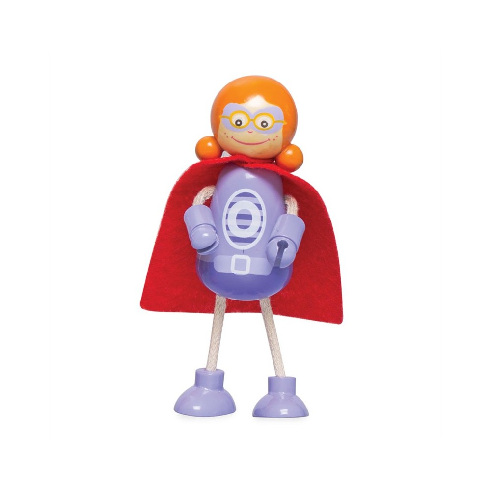 Super hero set - Moo Like a Monkey