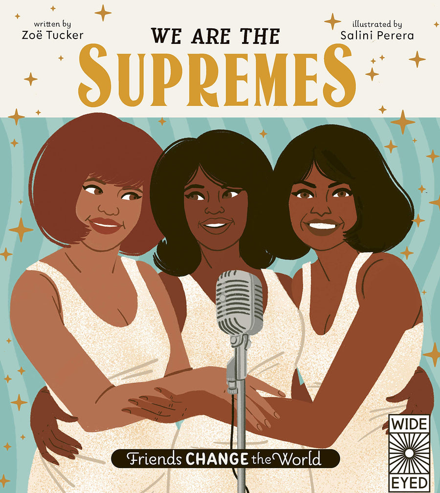 We Are The Supremes (Friends Change the World) - Moo Like a Monkey