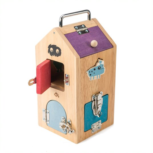 Monster Lock Box - Moo Like a Monkey