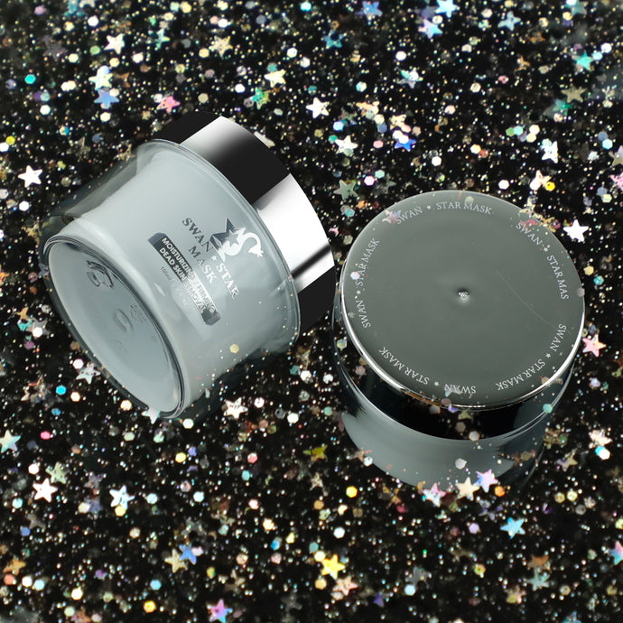 What`s the difference between GlamGlow and Swan Star glitter face mask?