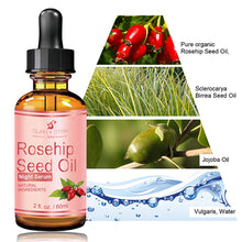 Best Rosehip Seed Oil 2 oz-Swan Star