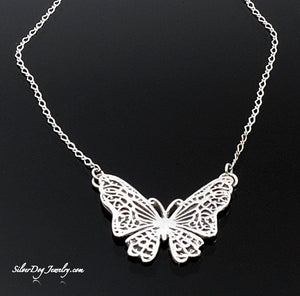 Lacy Butterfly