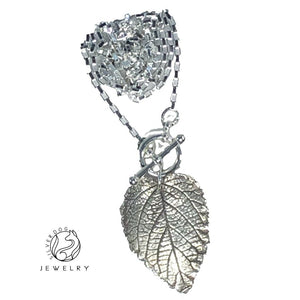 One Leaf | SilverDog Jewelry