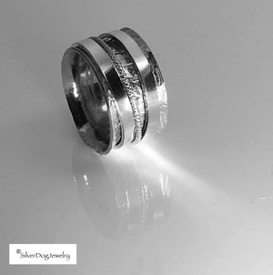 Serious Spinner | SilverDog Jewelry