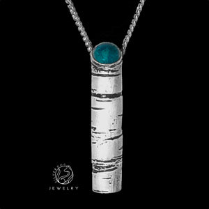 Electrify Tubular Pendant | SilverDog Jewelry