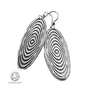 WooHoo Earrings: Outie | SilverDog Jewelry