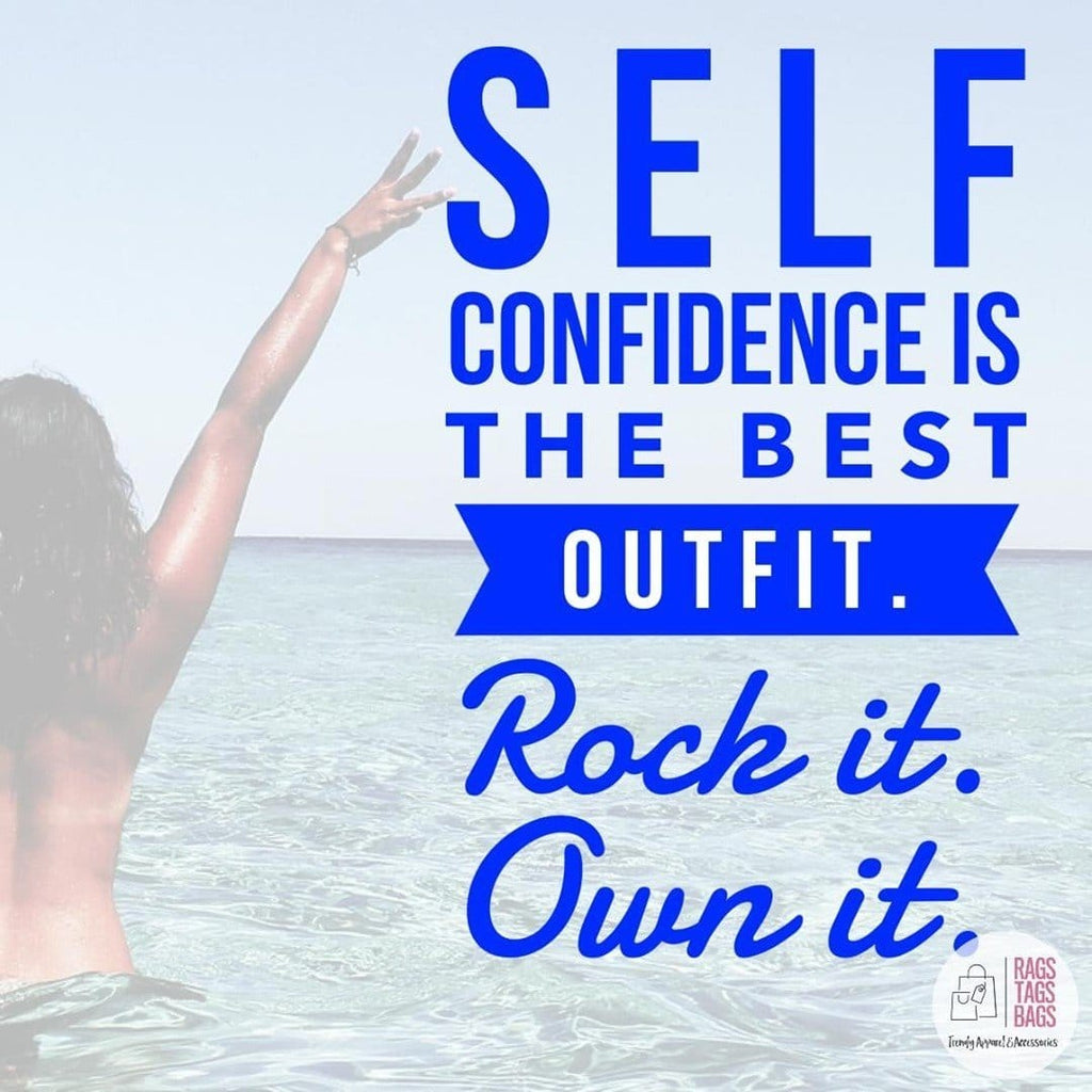 Nothing compares to the self-confidence...