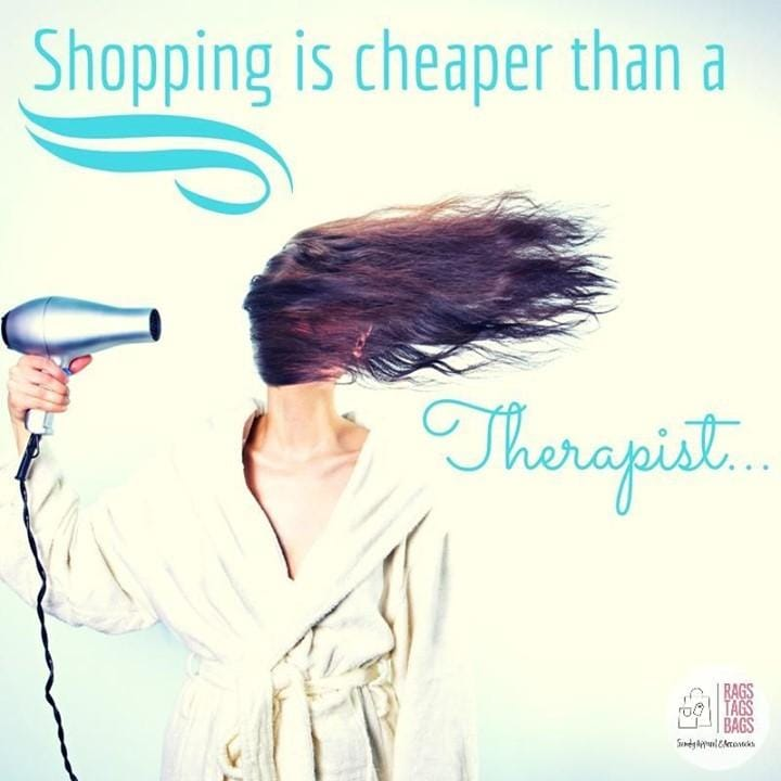 This is so true! #shopaholic...