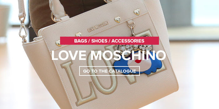 Rags|Tags|Bags - Love Moschino-1