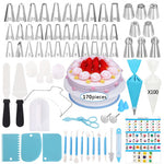 110/170 Cake Non-slip Turntable Decorating Tool Set - Cake Magician