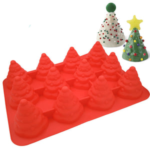 Christmas Tree Mold - Cake Magician