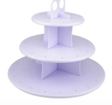 3 Layer Cupcake stand - Cake Magician