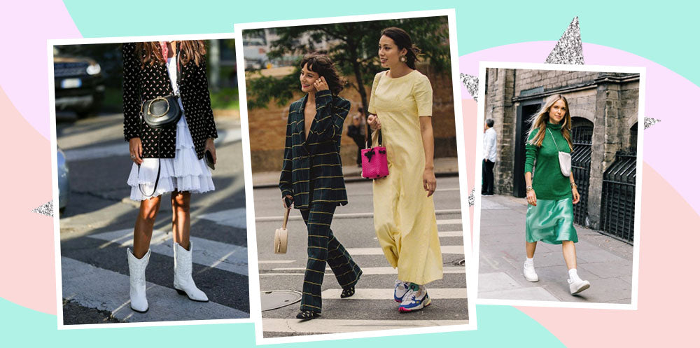 The best street style trends you are about to see all over the NYC Fashion Week
