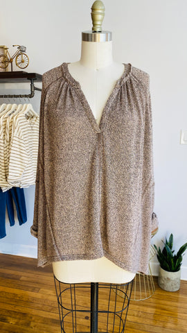 Knit Tunic Top