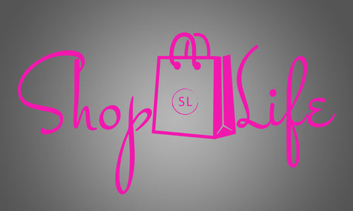 Shop Life™ Decal with Shopping Bag