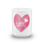 Shop Life™ I Love Shopping Mug