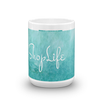 Shop Life™ Mug - WaterColor
