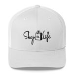 Shop Life™ Retro Trucker Cap