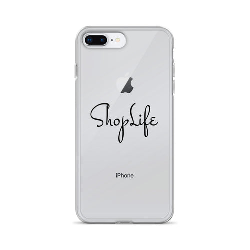Shop Life™ iPhone Case