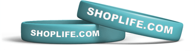 Shop Life™ Wristbands