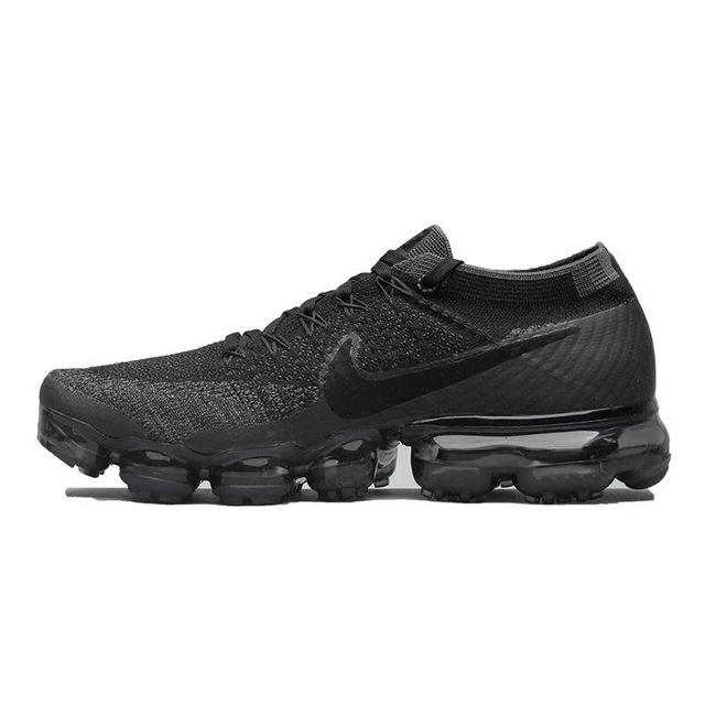 pretty nice 54753 7d3d7 ... Intersport New Arrival Original Authentic Nike Air VaporMax Flyknit  Breathable Men s Running Shoes Sports Sneakers classic ...