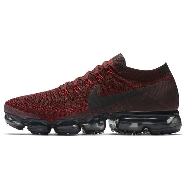 Intersport New Arrival Original Authentic Nike Air VaporMax Flyknit Breathable Men's Running Shoes Sports Sneakers classic shoes