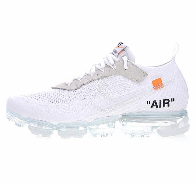 quality design 78069 88295 ... Intersport Original New Arrival Authentic Nike X OFF-WHITE AIR VAPORMAX  OFW Men s Running Shoes