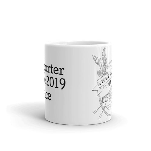 Chelsea's Tattoo on Supporter Mug