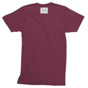 Soft t-shirt (small back label)