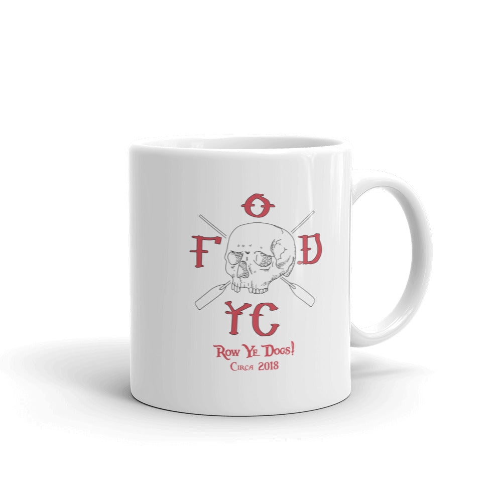 Yacht Club Mug double sided