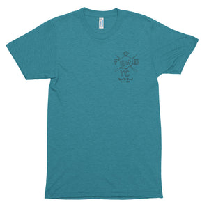 Soft t-shirt FOD Yacht Club left chest