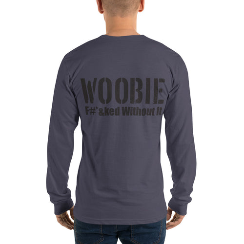 Woobie by Katrina on back/FOD front