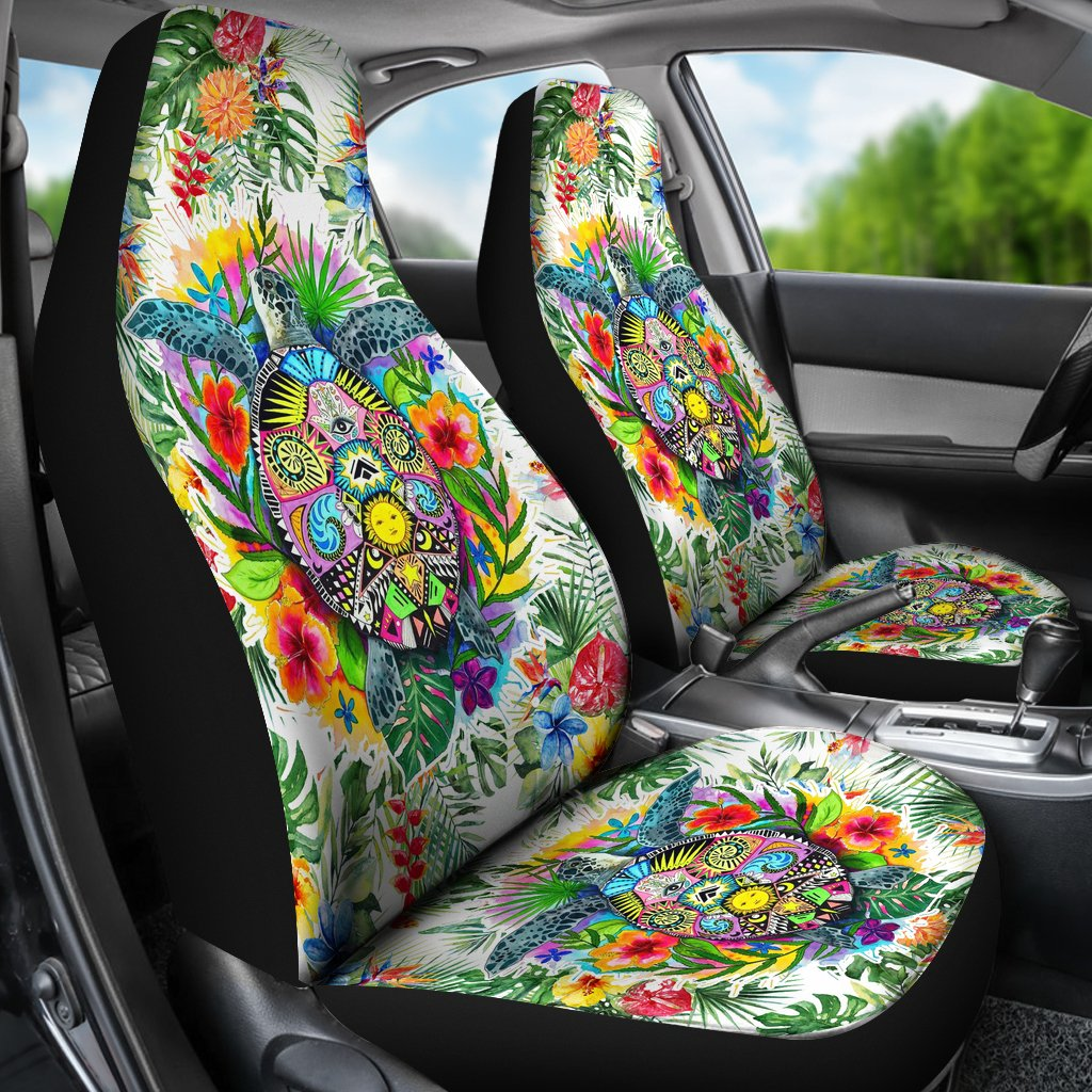 TURTLE BEAUTY CAR SEAT COVERS