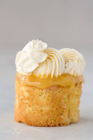 Lemon Cream Cupcakes Kit