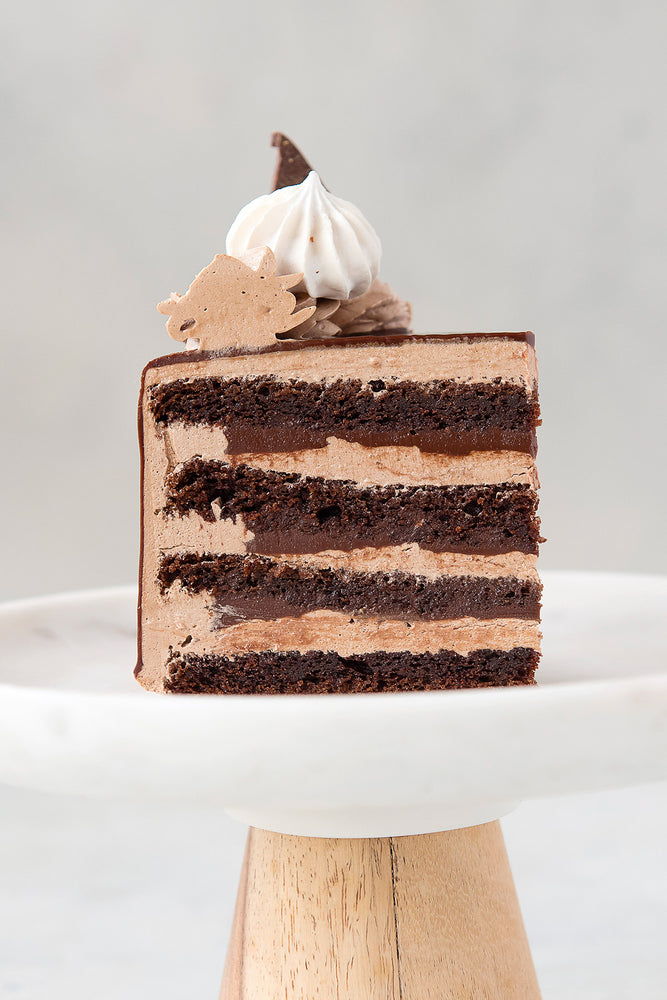 Triple Chocolate Cake Kit